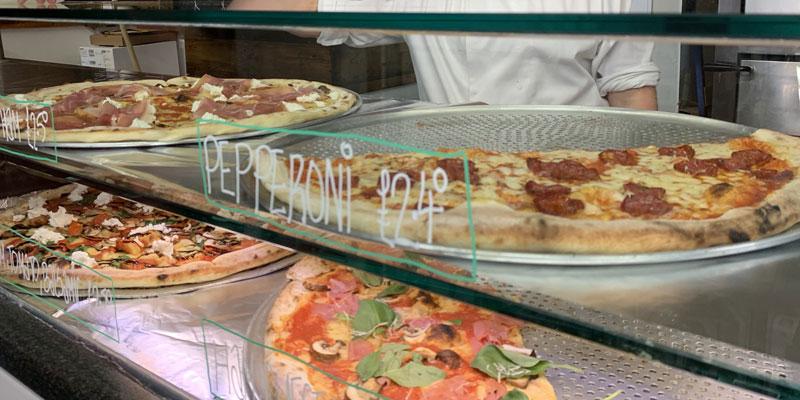 Brooklyn Pizza Slice